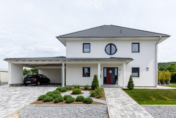 Kundenhaus Santorin - RENSCH-HAUS GMBH