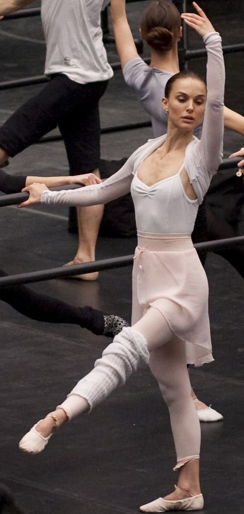 To be Nina from Black Swan you'll need pink leotard, pink bloch dance shoes, and pink leg warmers