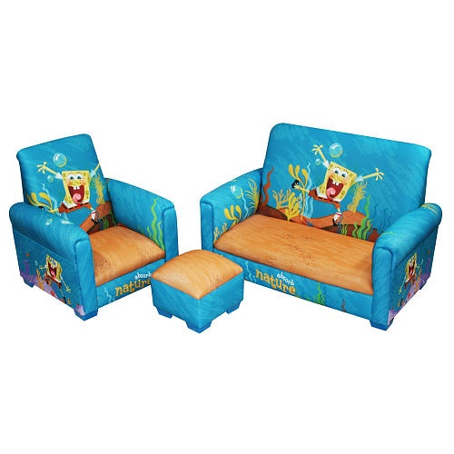 SpongeBob SquarePants Beachy 3 Piece Toddler Set   Harmony Kids $119.99