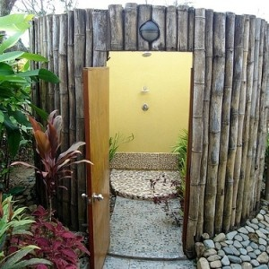 109 Best Outdoor Stone Showers And Tubs Images On