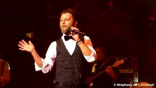 Christophe Maé - Concert Privé One FM au Victoria Hall à Genève le Lundi 4 novembre 2013. #video #concert #geneve #christophemae