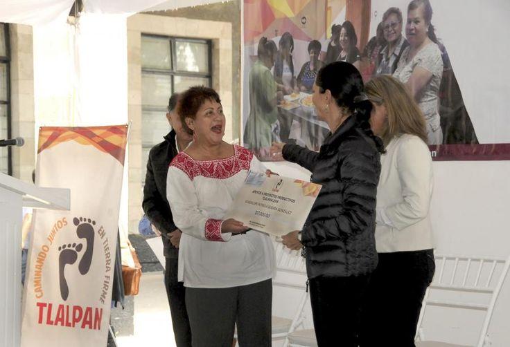 Encabeza Sheinbaum Pardo segunda entrega de Apoyos a Proyectos Productivos…