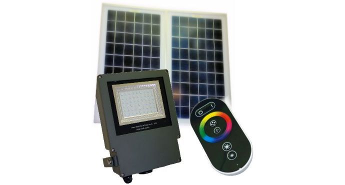 How Commercial Solar Flood Lights Can Increase Security in Business Establishments