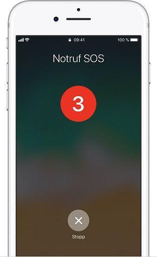 Iphone Notruf