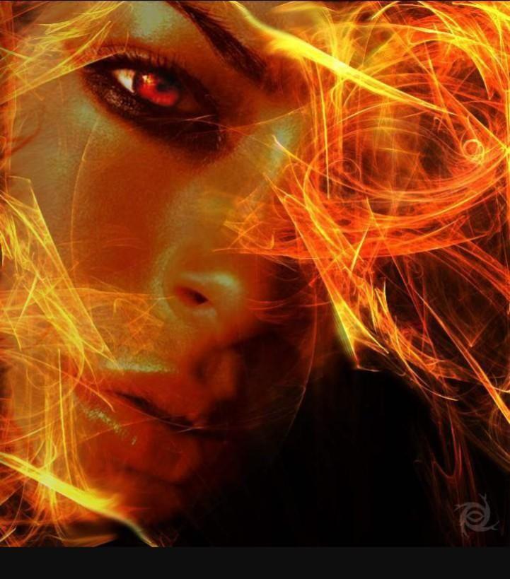 I tuoi occhi sputano fulmini, dalla tua bocca lava e fiamme. Sei come la fine del mondo, Inevitabile. #UniversoVersi