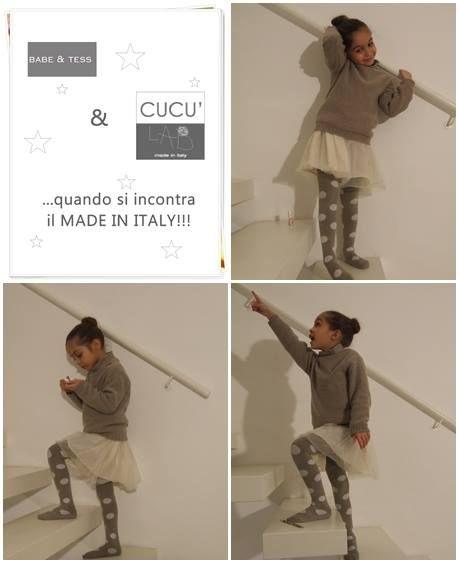 Perchè la moda parla italiano...  con Rasi Showroom http://www.cocochic.it/it/bambina/354-maglione-tortora.html http://www.cocochic.it/it/bambina/199-gonna-tulle-ecru.html #shoponline