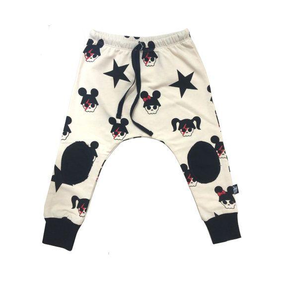 Baby harem pant - Organic cotton - Toddler boy pant  - New - Boys harem pants - Urban kids fashion Boys with style Cool kids clothes