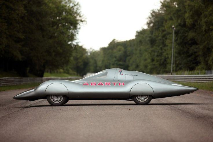 """Abarth 1000 Bialbero Record Car """"La Principessa"""""""