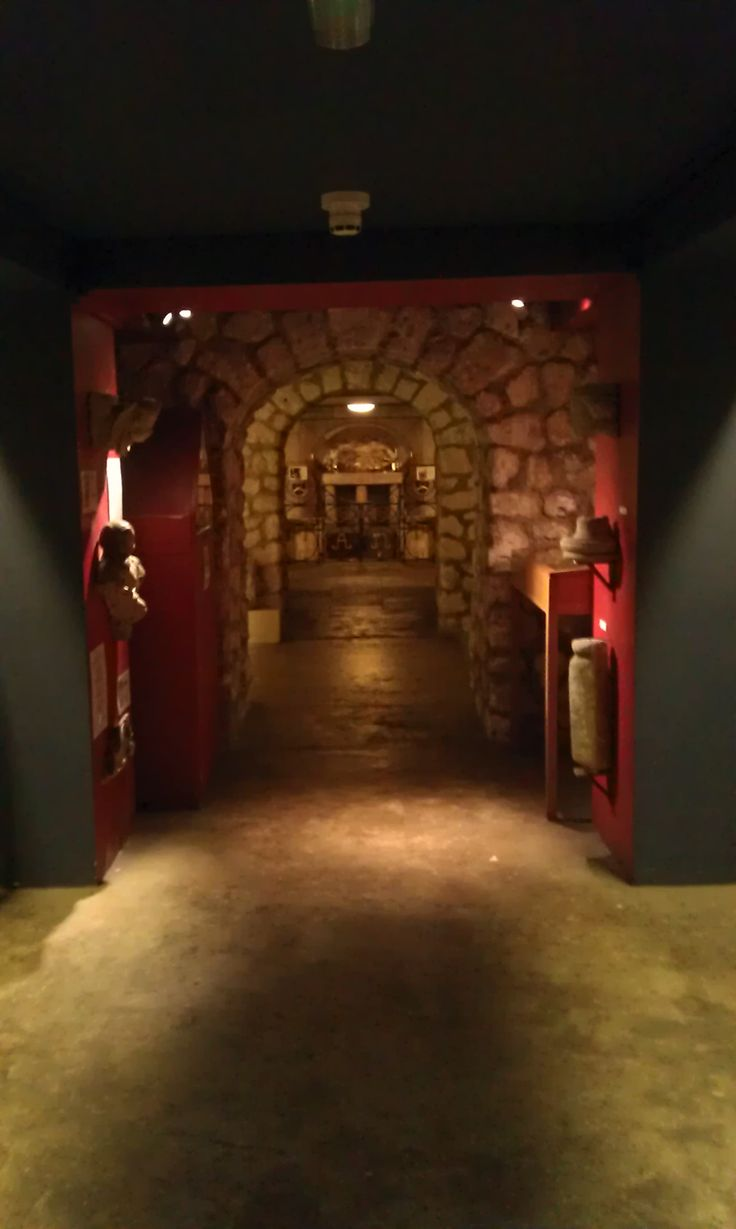 All Hallows Crypt Museum