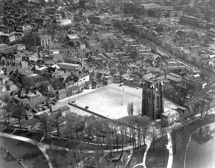 Leeuwarden-luchtfoto-oldehove