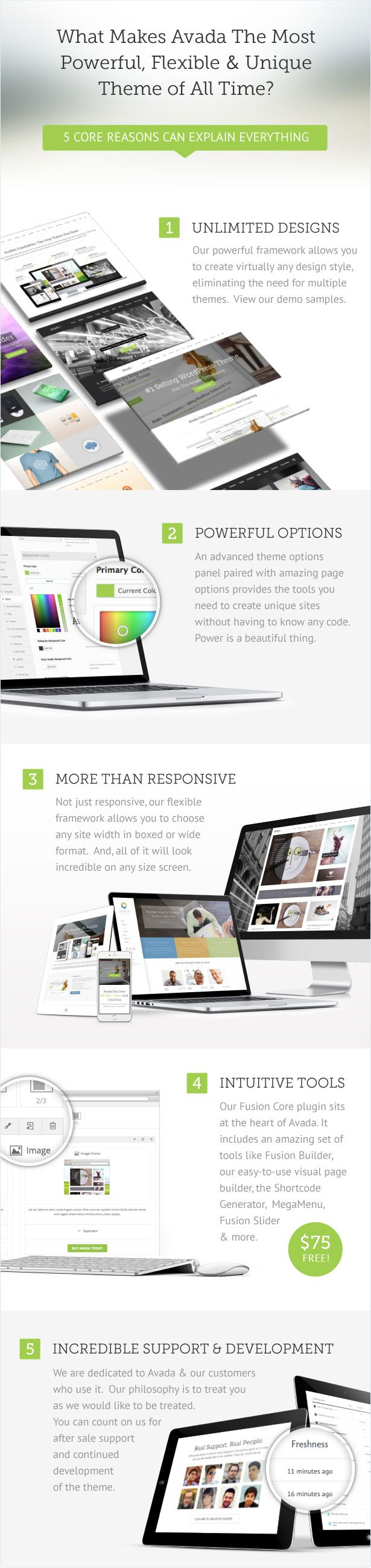 Avada is the #1 selling WordPress theme on the market. Simply put, it...
