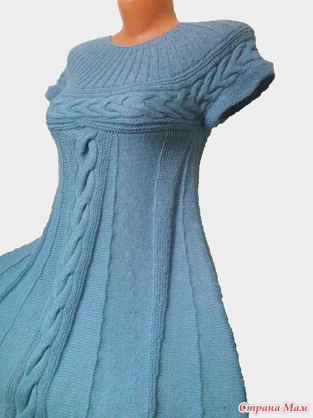 """Платье """"Незабудка"""""""