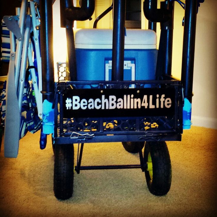 how to build a beach cart out of pvc