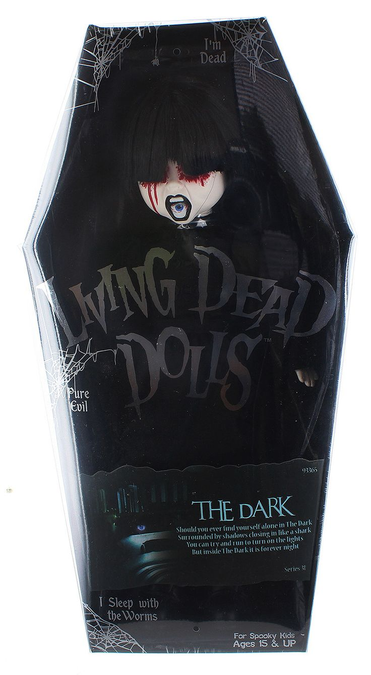 Living Dead Dolls Series 31 Don't Turn Out The Lights: The Dark