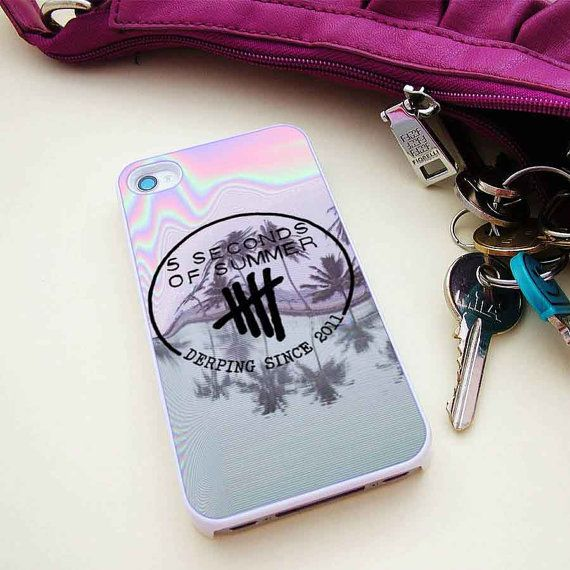 5sos punk band case is designed for iPhone4/4S by neworigincase, $9.99