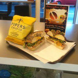 Atmosphère Coffee, Restaurant de Bagel, Sandwich, food, à Paris 215 rue de Vaugirard dans le 15ème métro Pasteur