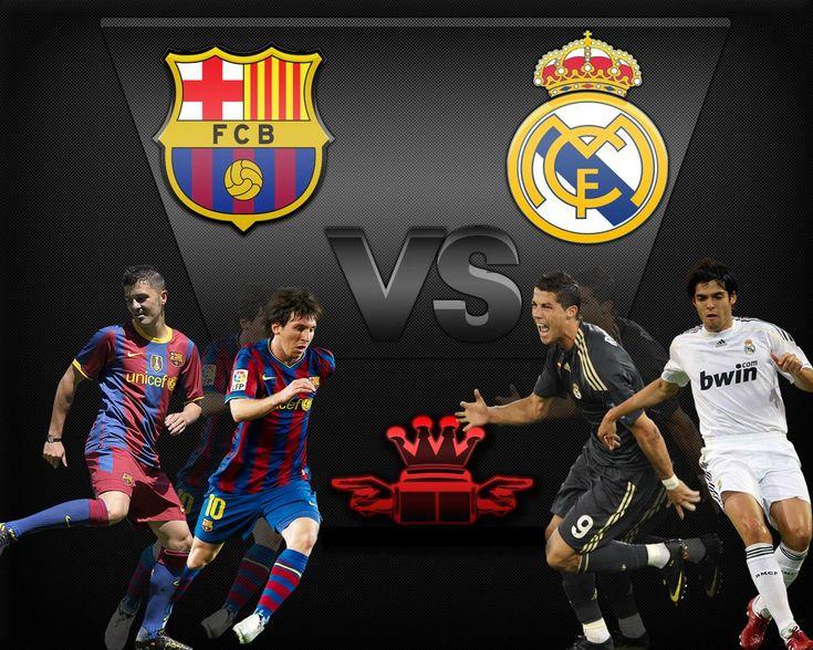 Fc barcelone vs real madrid Vidéos de Fc barcelone vs real madrid-GAME STARTS 12PM  10/26/13!!! LETS GO REAL MADRID!