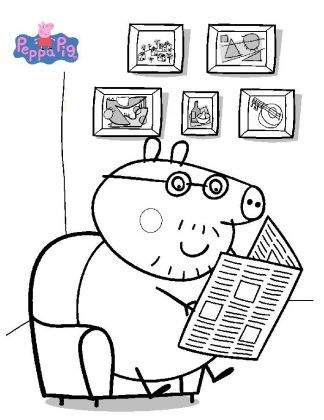 69 best Peppa pig images on Pinterest  Pigs Pig birthday and