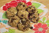 Carob Chip Protein Cookie Recipe 2011-07-15 10:42:20