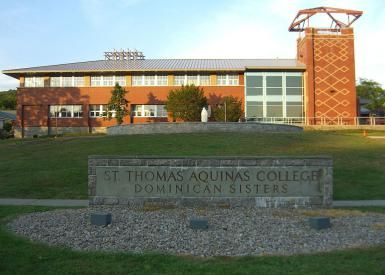 Saint Thomas Aquinas College: test-score data and financial aid info.