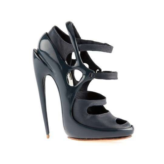 Victoria Spruce SS 2012 Collection #fashion #style #shoes #heels
