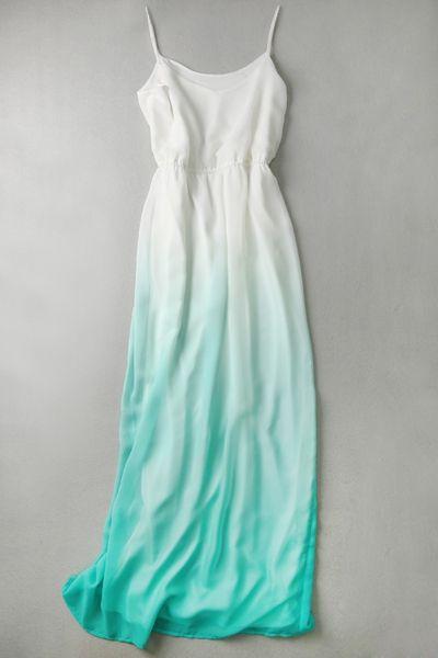 1000  ideas about Ombre Maxi Dress on Pinterest  Long summer ...