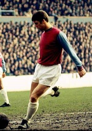 Geoff Hurst West Ham United 1968