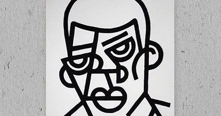 En lo más fffres.co: Las ilustraciones y diseños de Aaron Feliu: Mr.Simon:… #Aaron_Feliu #Art #Arte #Arte_Contemporáneo #Blanco_y_Negro