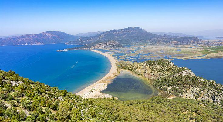 Iztuzu Beach, Turkije