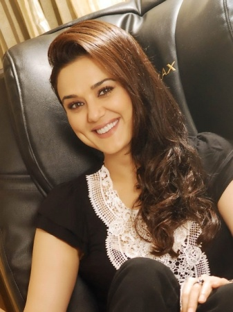 Preity Zinta: It would be impossible not to mention Preity Zinta on the list of most beautiful celebrity smiles. Her dimpled smile can light up even the tensest moments during the IPL. Need we say more?