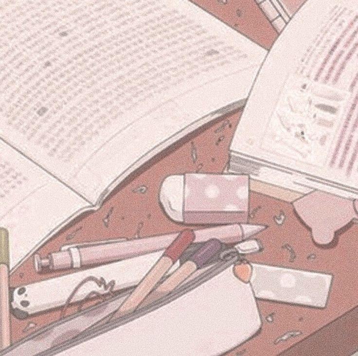 Картинки с аниме предметы