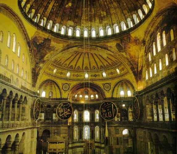 Would love to see Aya Sophia in Istanbul someday....
