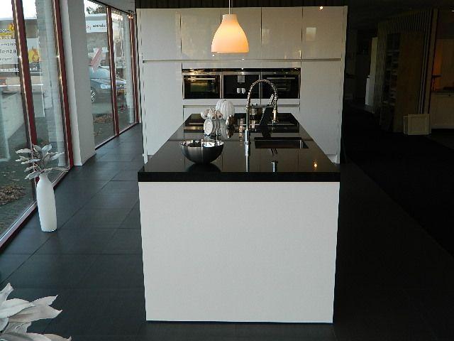 keukens prijzen | greeploze siemens keuken 52869 luxe greeploze siemens keuken met 5 ...
