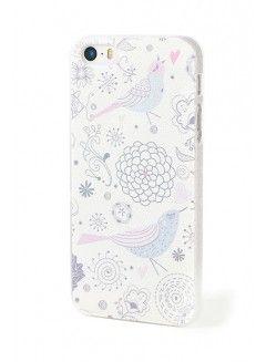 Plastový kryt pre iPhone 5/5S LITTLE DREAM