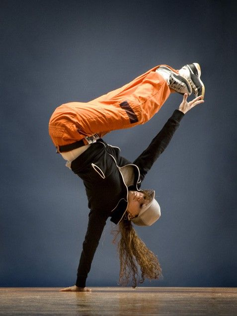 Hip Hop      Hip hop combines elements from studio jazz (the kind you see performed on stage) and street styles, according to New York City-based instructor Matt Lopez. Typical moves include popping (flexing and releasing the shoulder, neck or hips on cue), locking (striking-a-pose) and breakdancing (this is where it can get acrobatic).