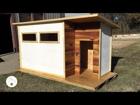 36 Free DIY Dog House Plans