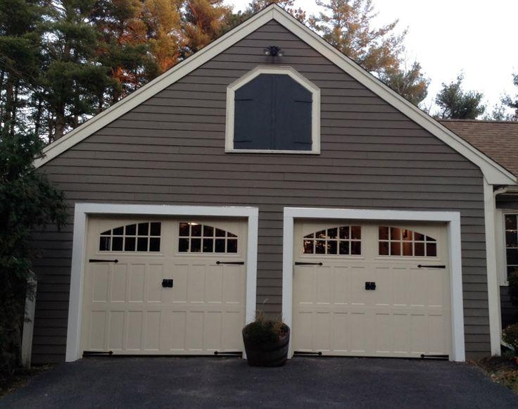 Pella Colesberg Carriage House Garage Doors in Duxbury MA & 35 best Boston Area Garage Door Ideas images on Pinterest | Boston ...