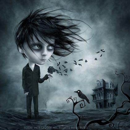 Toon Hertz – L'enfant Terrible. Toon Hertz nace en 1967 en Liege, Belgica. De pequeño se interesa por el dibujo, así como por las películas de monstruos y platillos voladores que dibuja por todas partes. De adolescente vive la inmersión en el...