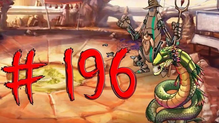 МАРС - МУТАНТЫ : ГЕНЕТИЧЕСКИЕ ВОЙНЫ # 196