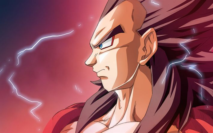 Télécharger fonds d'écran Vegeta SSJ4, 4k, Dragon Ball Z, manga, Vegeta, DBZ, Dragon Ball ...