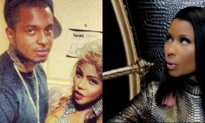 Lil Kim's Baby Daddy Post Racy Pic Of Nicki Minaj On Instagram!