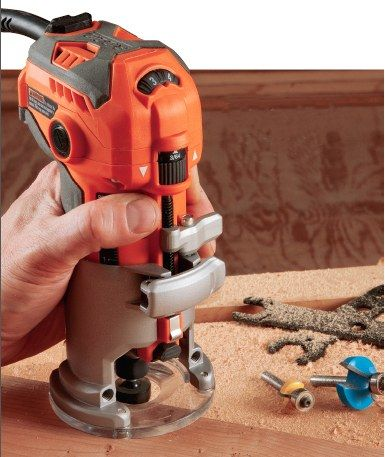 The Trim Router's Top Ten Best and Most Versatile Workshop Uses