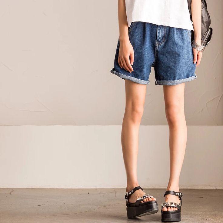 Summer shorts jeans women clothes