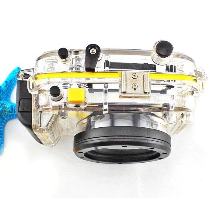 idea underwater photography equipment of 40M waterproof Camera housing case For Panasonic GF2(14MM)