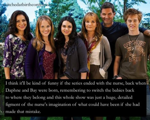 Switched at Birth Confessions