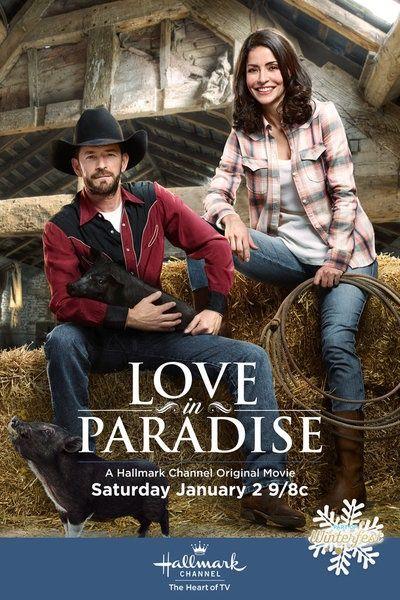 "love in paradise hallmark   TV Weekly Now   Luke Perry Stars in Hallmark Original Movie ""Love in ..."