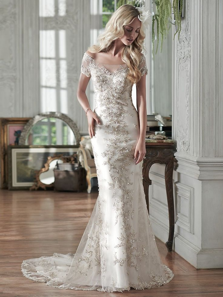 26 best Spring 2016 Wedding Gowns by Maggie Sottero Designs images ...
