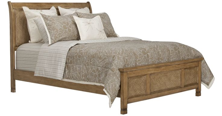 Found this great product at cityfurniture.com, for only $399.95.  Bed includes: Headboard, footboard, and rails    With a tantalizing mix of natural textures and sumptuous island influences, the Islepanel bed will turn your bedroom into a relaxing, tropical retreat that's beyond compare.