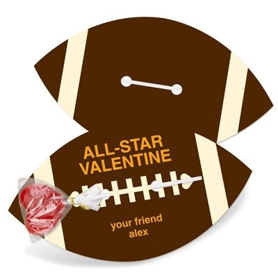 """My son will love to """"pass"""" this Valentine out!"""