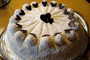 Raffaello - Torte